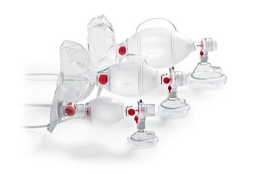 Resuscitator,Toddler,SPUR II ,Tube Resv w/peep Image