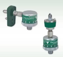 Flowmeter, Dial, O2, 0-15 LPM, Ohmeda Image