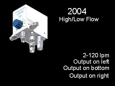 Blender, Hi-Lo Flow, 3 Ports Image