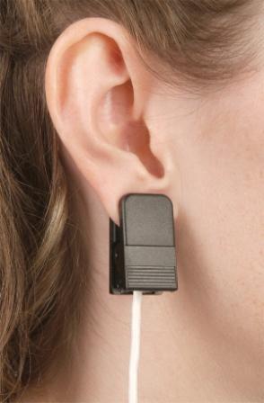 Sensor, Ear Clip Image