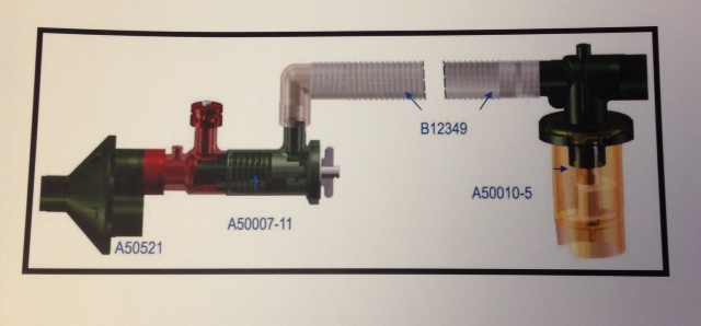 Circuit, InLine Kit, IPV/CMV, Disp Image
