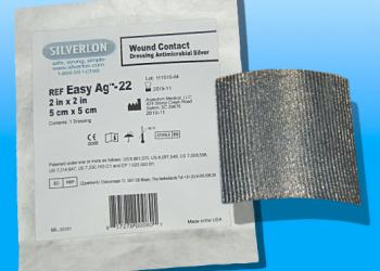 "Silverlon® Wound Contact,   2"" x 2"