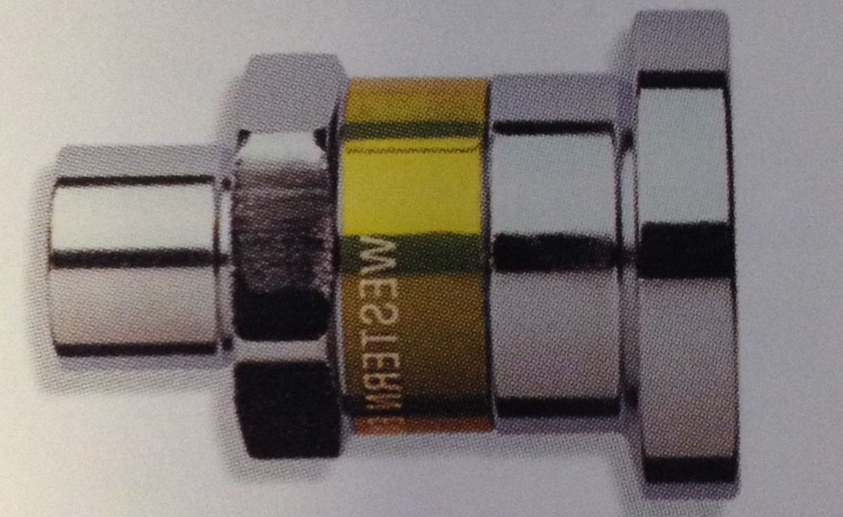 "Coupler, Air, Ohmeda, 1/8"" NPT F Image"
